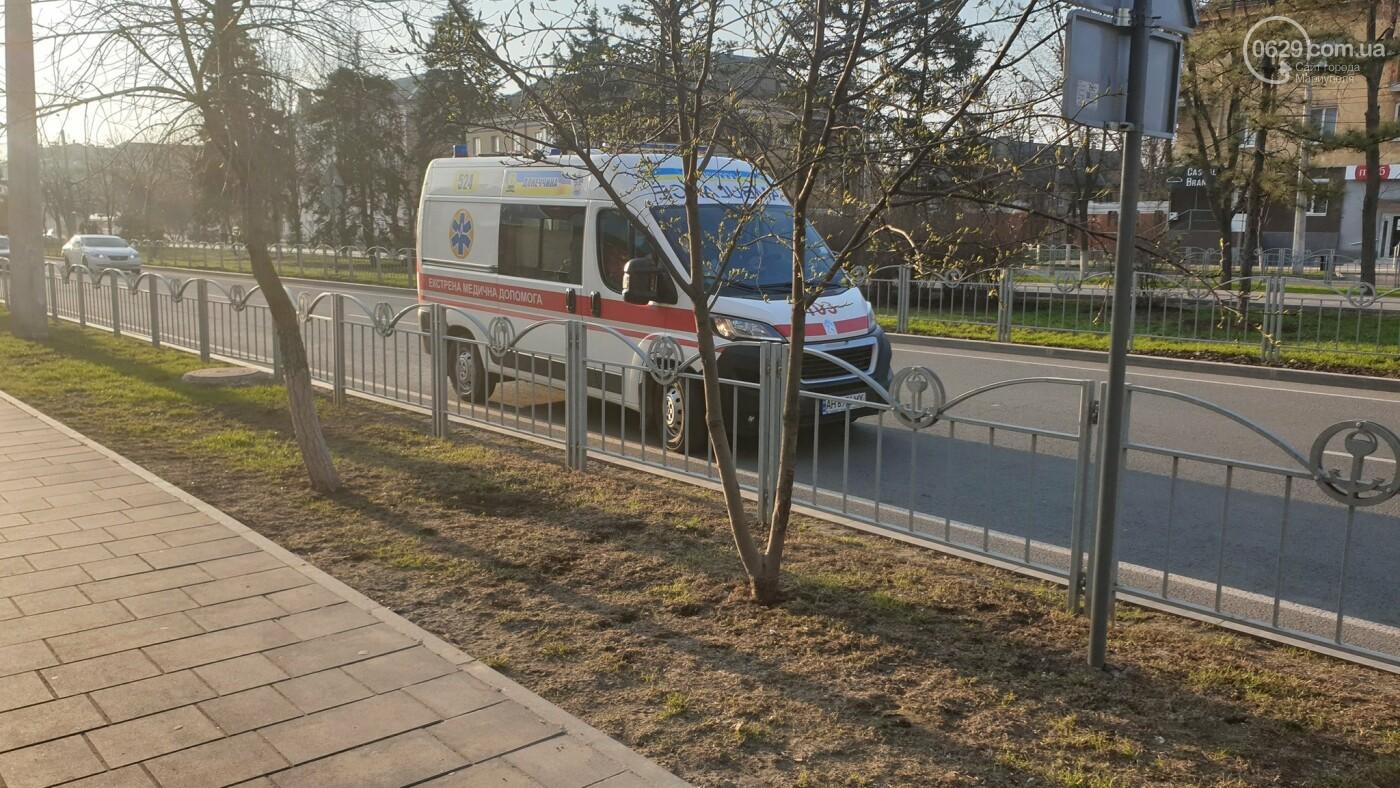 В Мариуполе на  пр. Победы был обнаружен подозрительный предмет, - ФОТО, фото-3