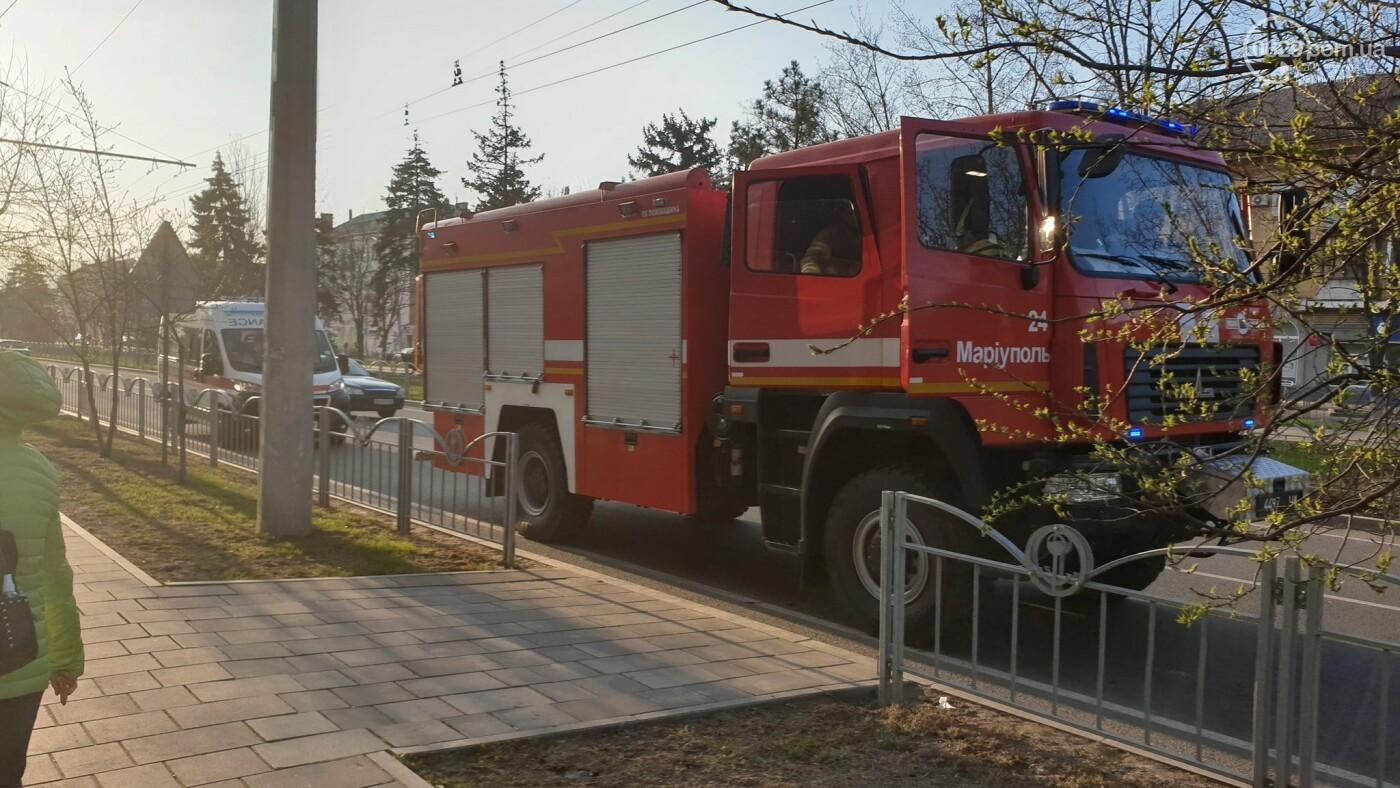 В Мариуполе на  пр. Победы был обнаружен подозрительный предмет, - ФОТО, фото-4