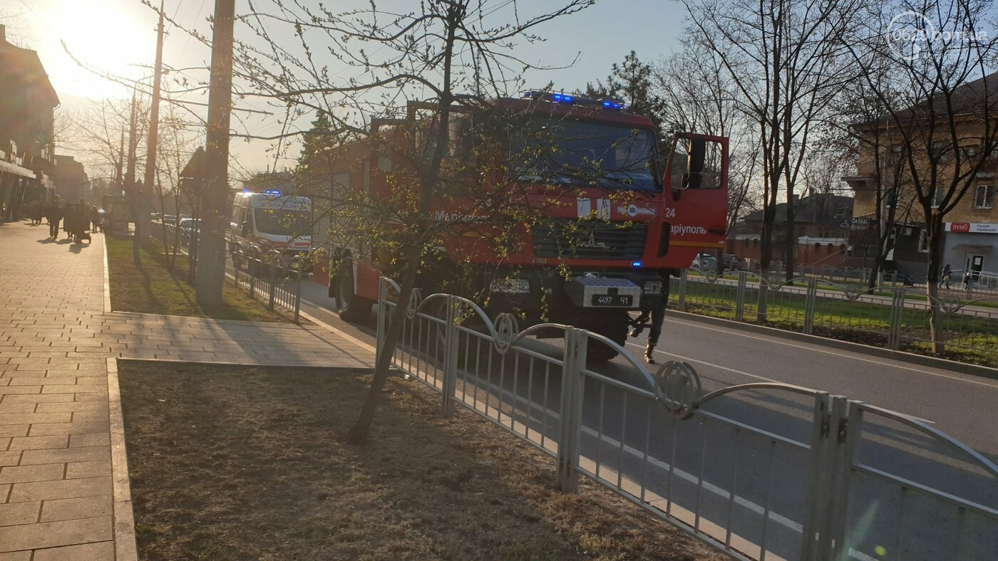 В Мариуполе на  пр. Победы был обнаружен подозрительный предмет, - ФОТО, фото-5