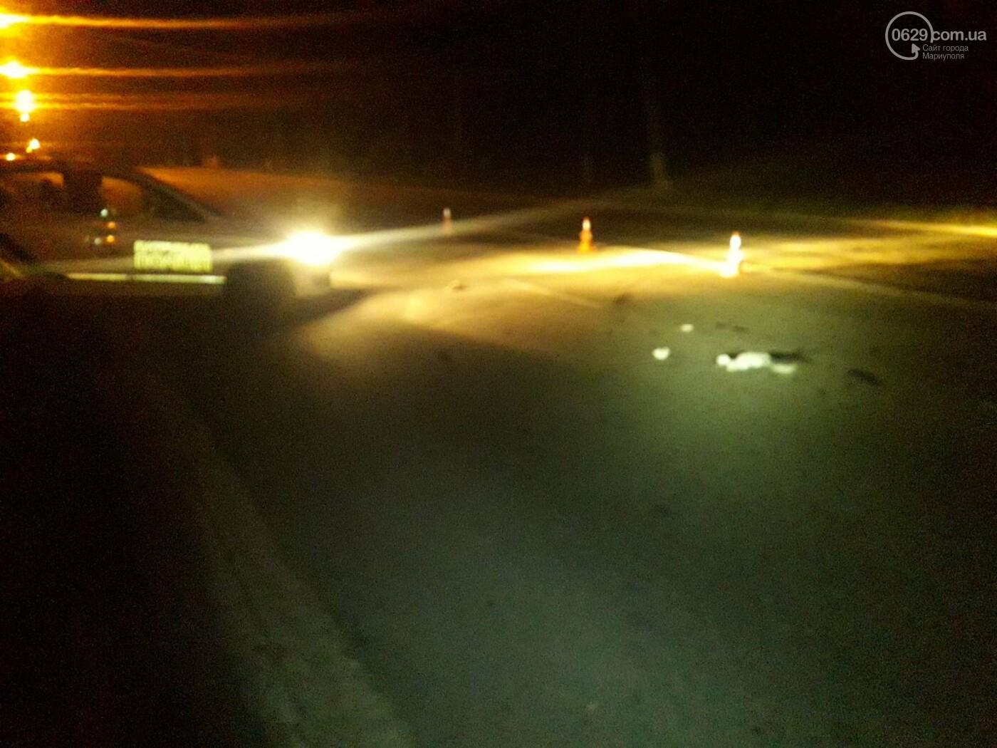 В Мариуполе водитель авто сбил женщину и скрылся с места аварии, - ФОТО, фото-2