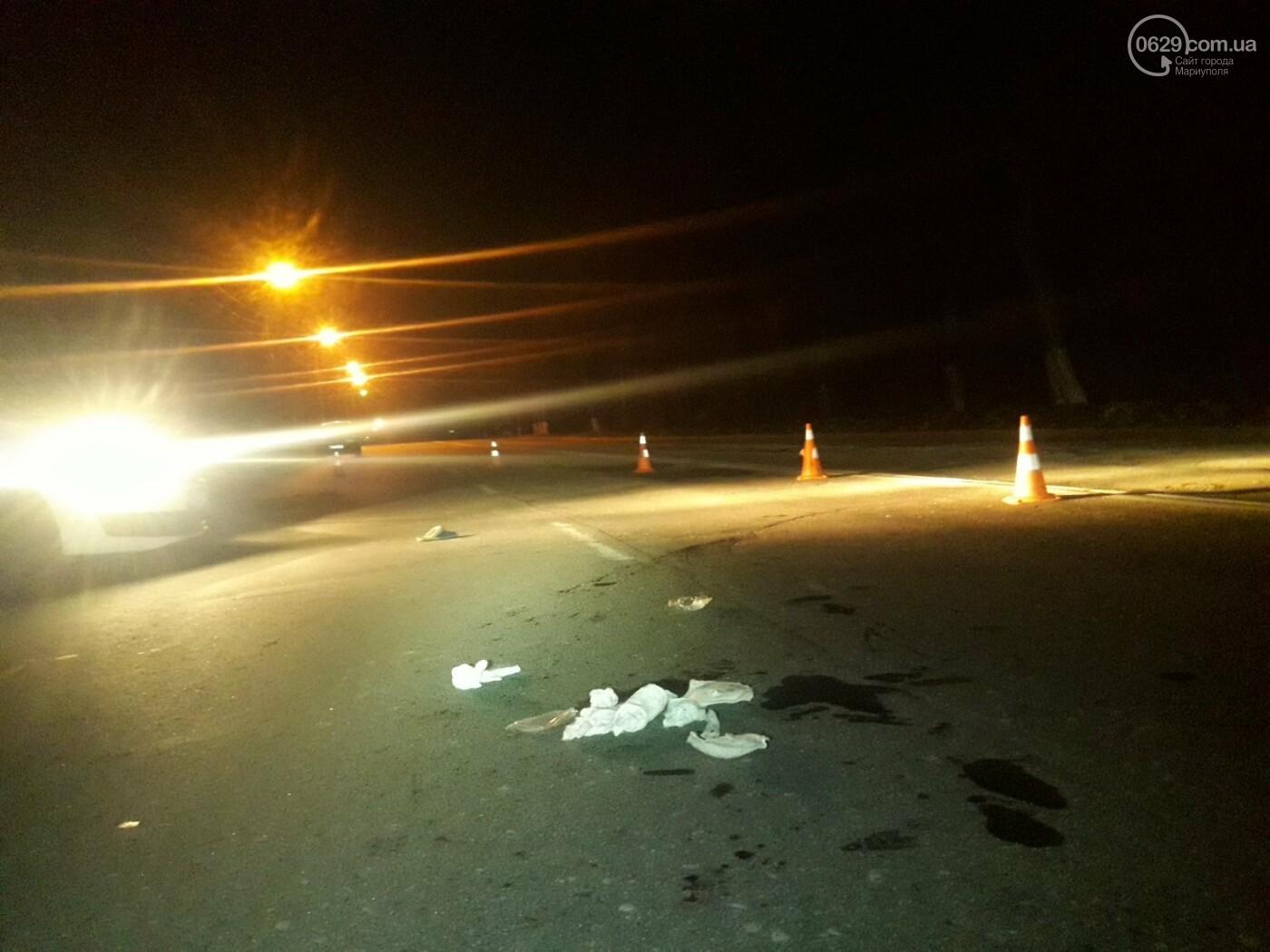 В Мариуполе водитель авто сбил женщину и скрылся с места аварии, - ФОТО, фото-1