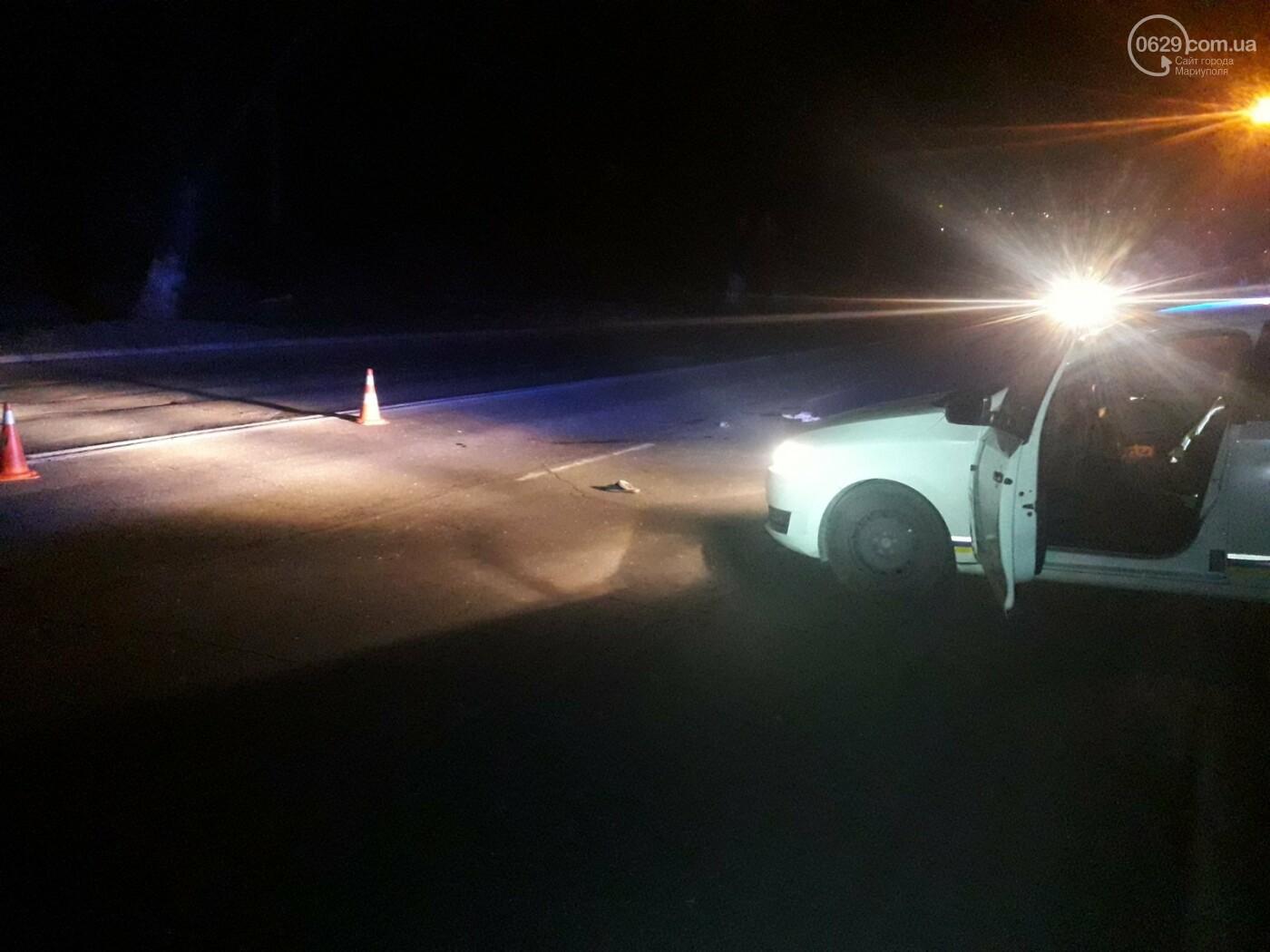 В Мариуполе водитель авто сбил женщину и скрылся с места аварии, - ФОТО, фото-3