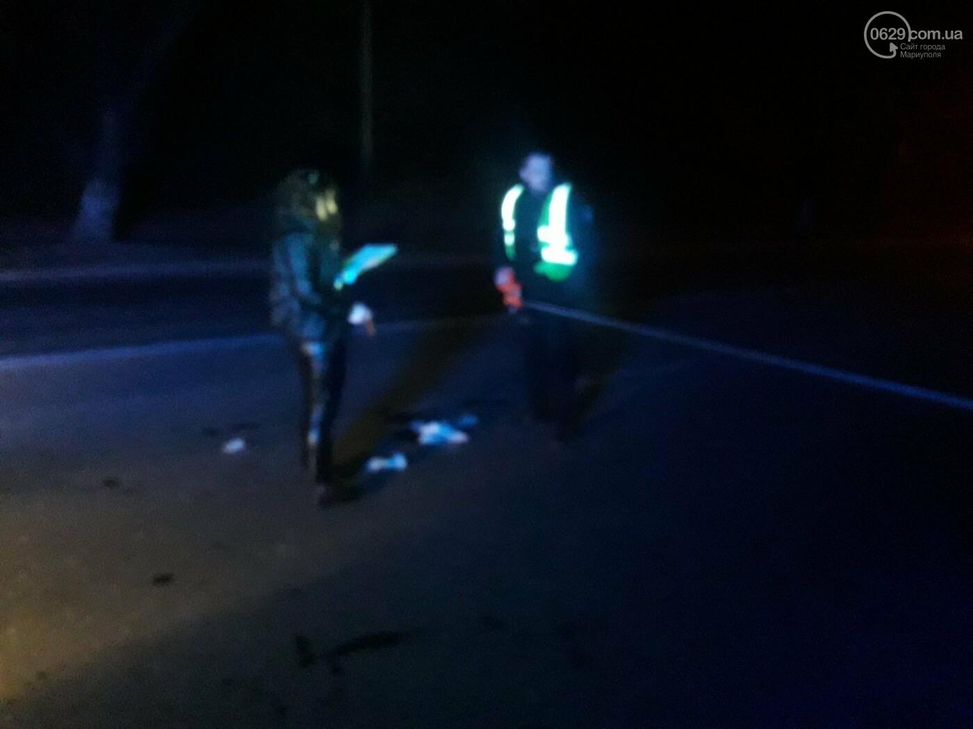 В Мариуполе водитель авто сбил женщину и скрылся с места аварии, - ФОТО, фото-5