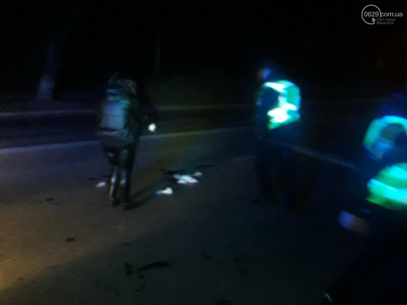 В Мариуполе водитель авто сбил женщину и скрылся с места аварии, - ФОТО, фото-4