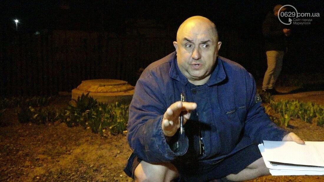 В Мариуполе арестовали скандального активиста Александра Чушикина,- ФОТО, ВИДЕО, фото-7