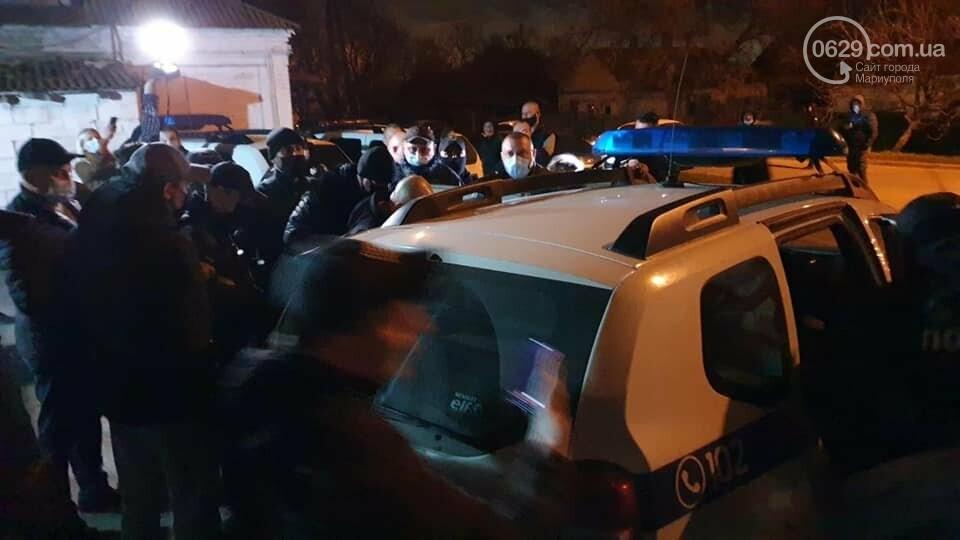 В Мариуполе арестовали скандального активиста Александра Чушикина,- ФОТО, ВИДЕО, фото-12