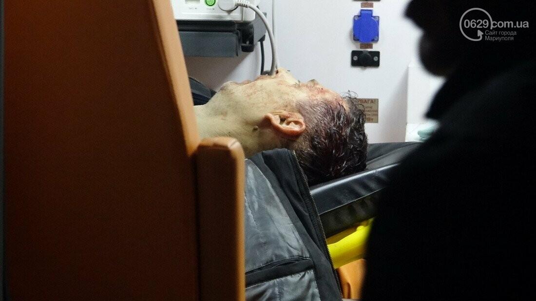 В Мариуполе арестовали скандального активиста Александра Чушикина,- ФОТО, ВИДЕО, фото-8