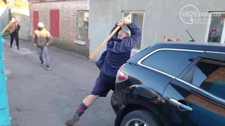 В Мариуполе арестовали скандального активиста Александра Чушикина,- ФОТО, ВИДЕО, фото-2
