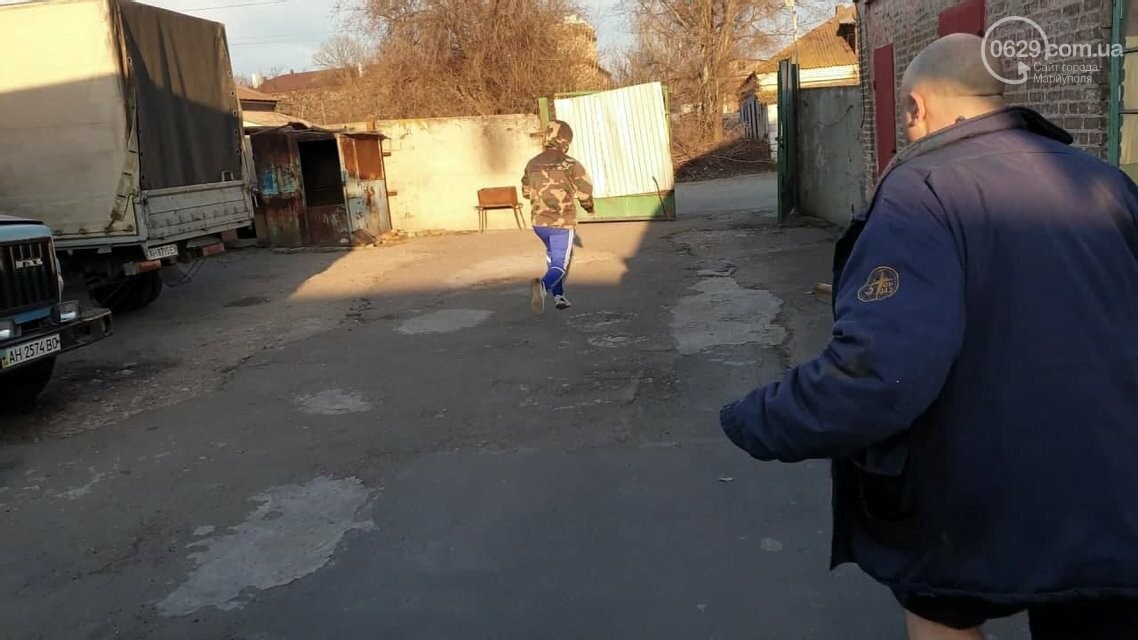 В Мариуполе арестовали скандального активиста Александра Чушикина,- ФОТО, ВИДЕО, фото-3