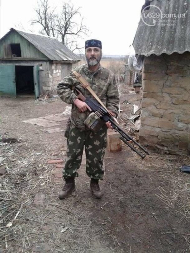 В Донбассе погиб боец ВСУ из Грузии, - ФОТО, фото-1