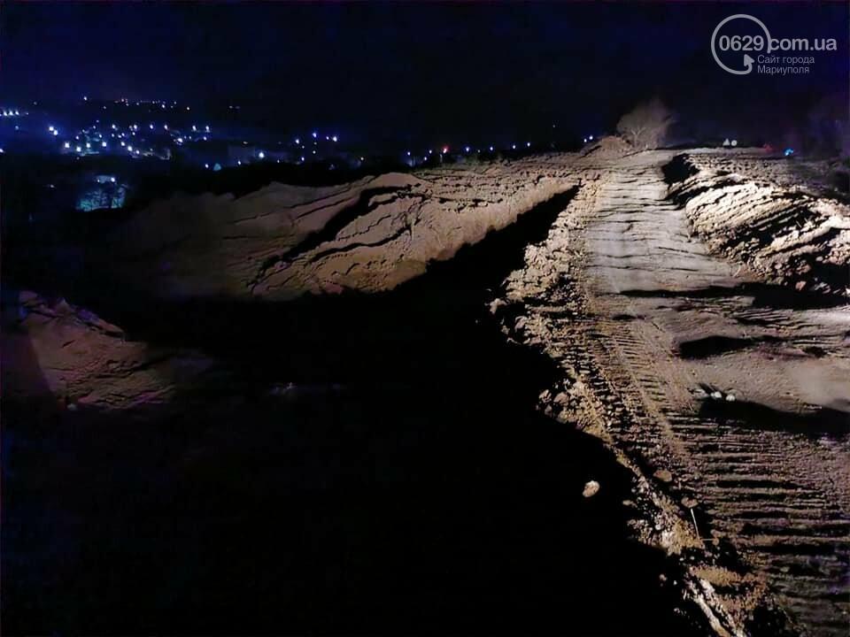 Увязли в глине. Почему разразился скандал на строительстве мелекинской дороги, - ФОТО, фото-1