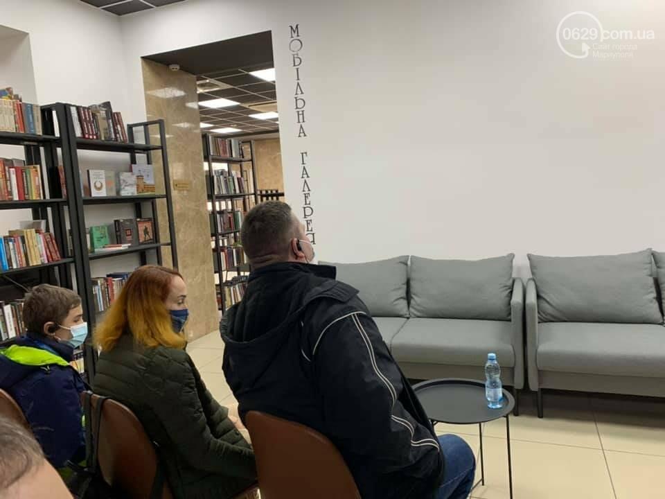 """В Мариуполе показали, как люди с нарушением зрения могут """"смотреть"""" фильмы, - ФОТО, фото-5"""