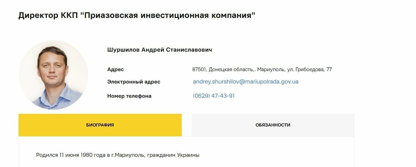 Квартира в Киеве и Linkoln. Где живут и чем владеют руководители коммунальных предприятий Мариуполя, фото-3
