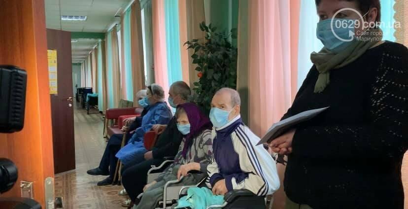 Pfizer в Мариуполе. Кого сегодня прививали американо-немецкой вакциной,- ФОТО, фото-6