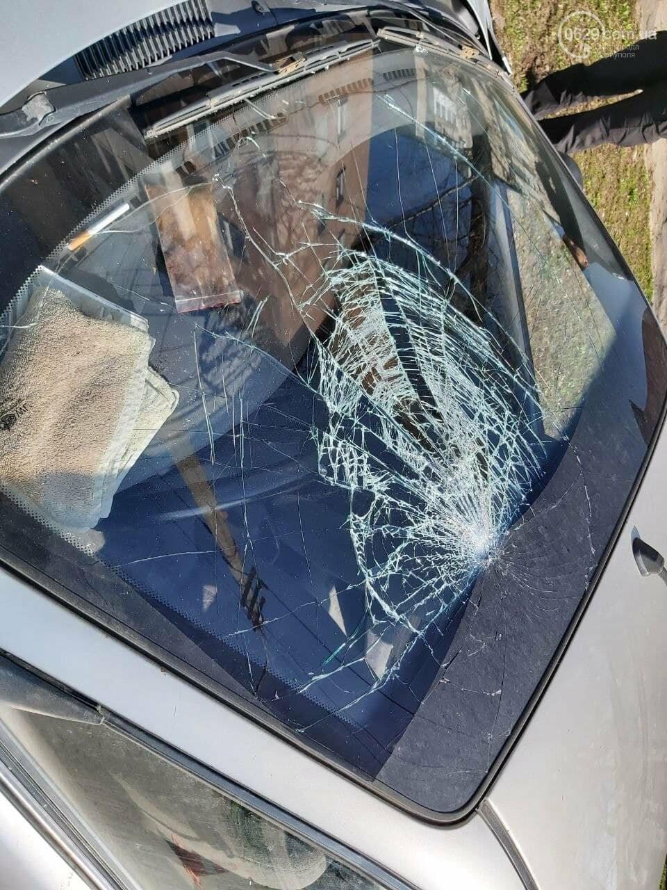 В Мариуполе таксист на Daewoo  влетел в столб, - ФОТО, фото-2