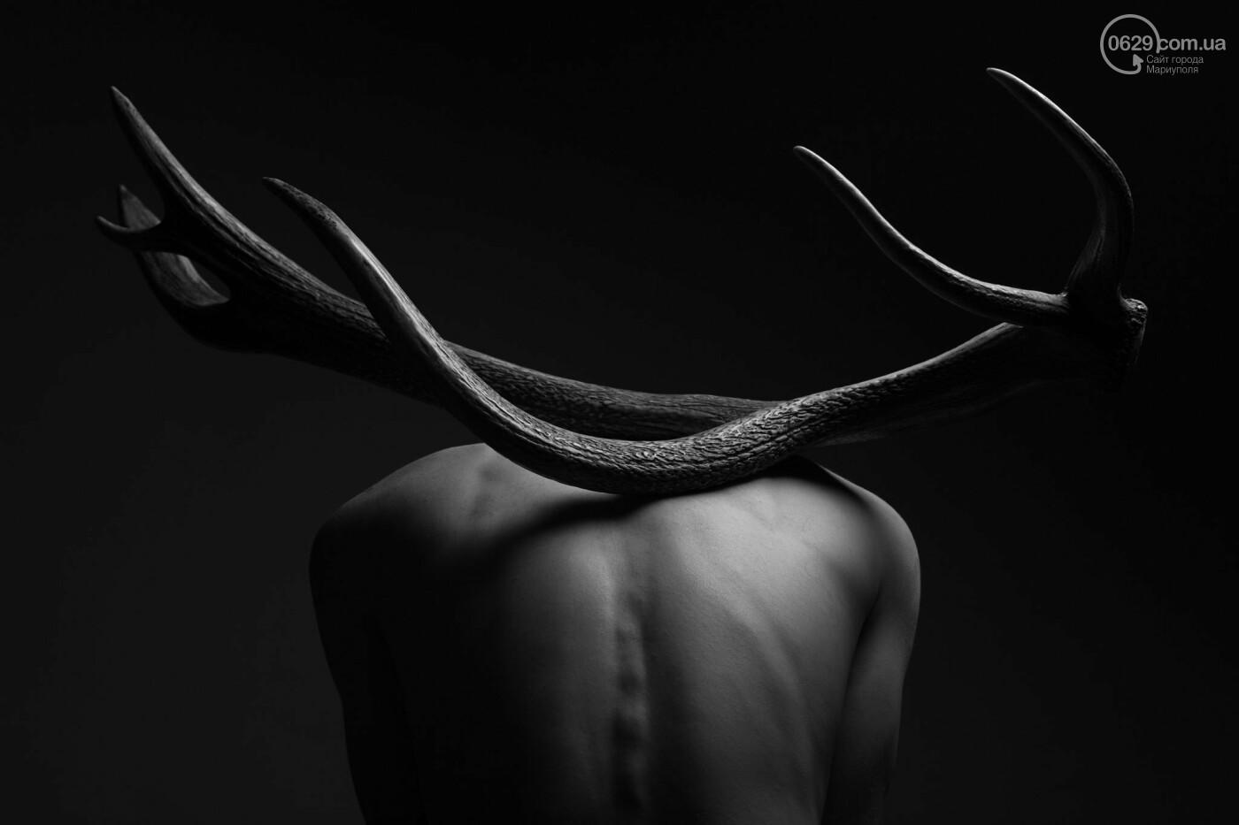 Мужские тела на снимках мариупольского фотографа Романа Сафронова, - ФОТО, фото-6