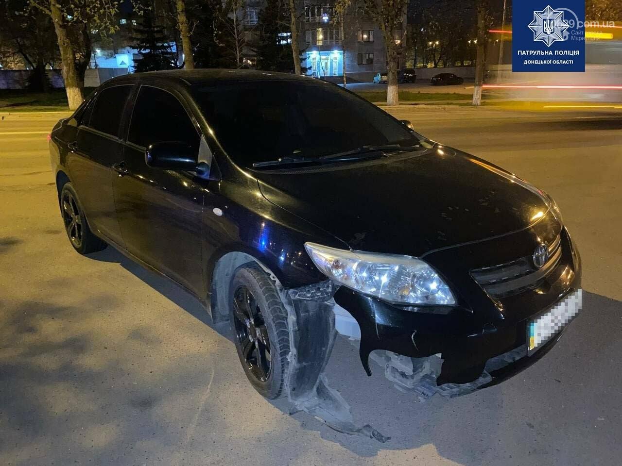 """В Мариуполе """"Тойота"""" сбила пенсионерку, а """"Шкода"""" - наркомана, - ФОТО, фото-1"""