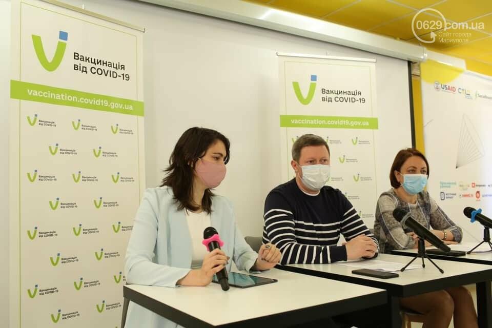 В Мариуполь привезут Coronovac для COVID-вакцинации людей на дому, фото-2