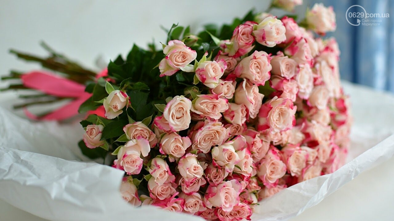 Где заказать и купить свежие цветы в Мариуполе?, фото-3