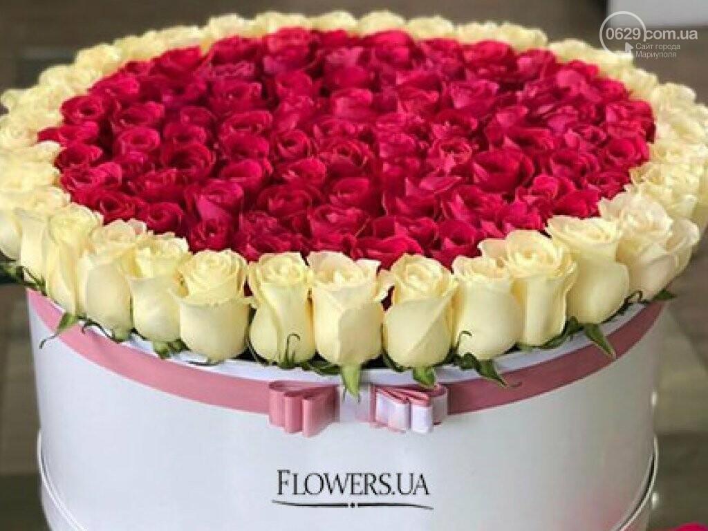 Где заказать и купить свежие цветы в Мариуполе?, фото-1