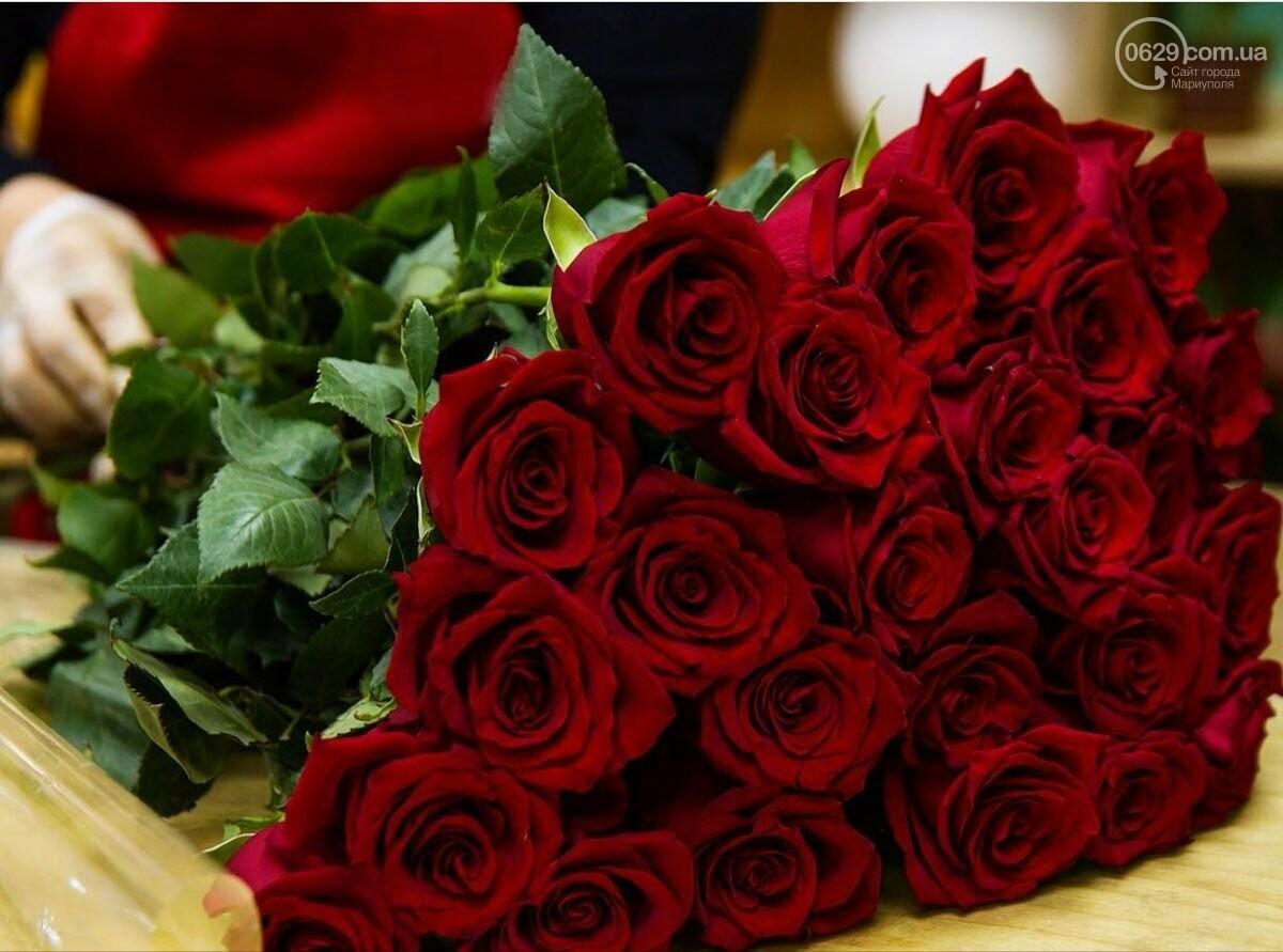 Где заказать и купить свежие цветы в Мариуполе?, фото-8