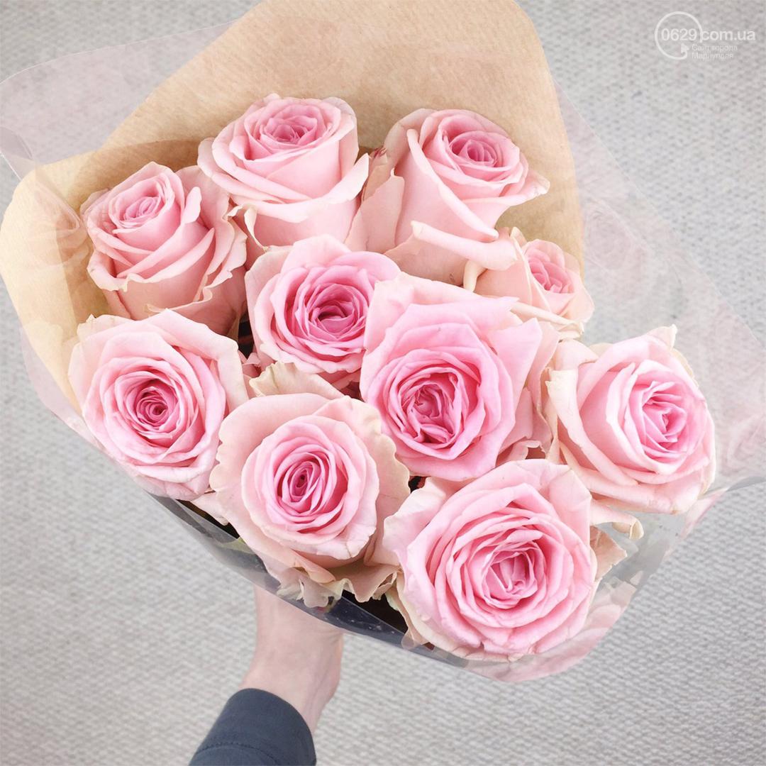 Где заказать и купить свежие цветы в Мариуполе?, фото-4