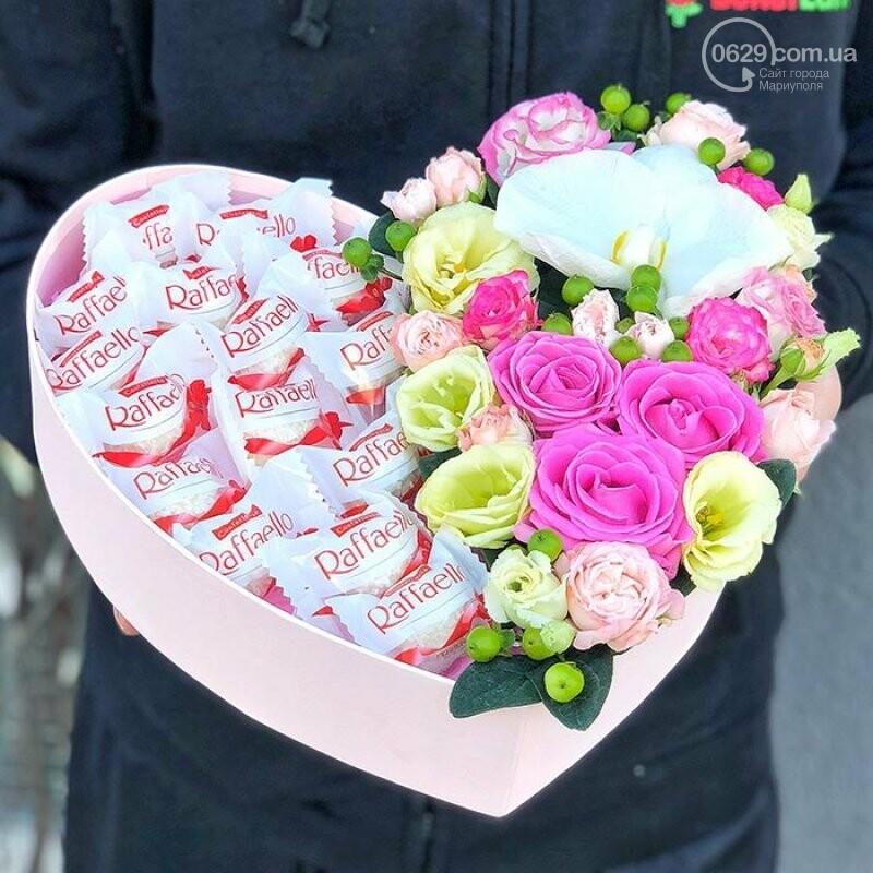Где заказать и купить свежие цветы в Мариуполе?, фото-9