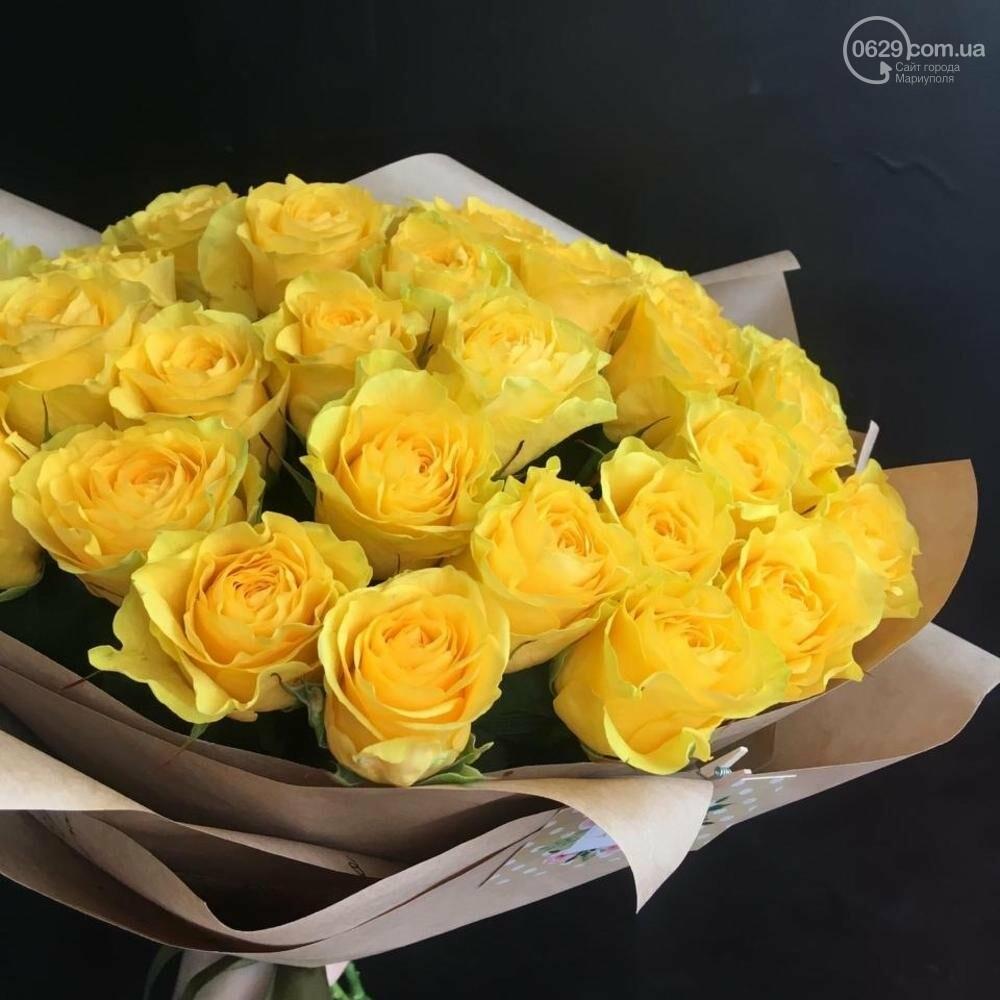 Где заказать и купить свежие цветы в Мариуполе?, фото-5