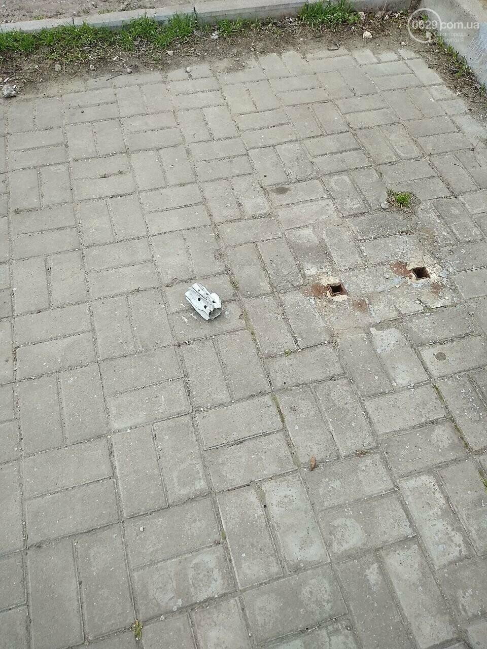 Граната и мина. Мариупольцы испугались опасных предметов, - ФОТО , фото-1