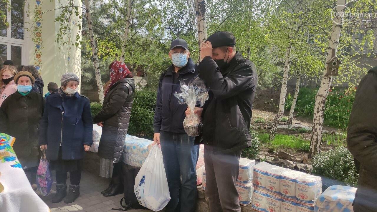 5 тысяч пасхальных куличей бесплатно раздадут жителям Донецкой области, - ФОТОРЕПОРТАЖ, фото-20