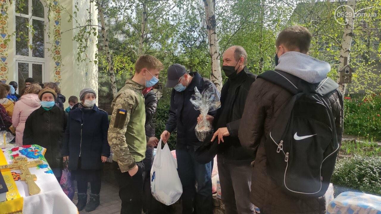 5 тысяч пасхальных куличей бесплатно раздадут жителям Донецкой области, - ФОТОРЕПОРТАЖ, фото-19