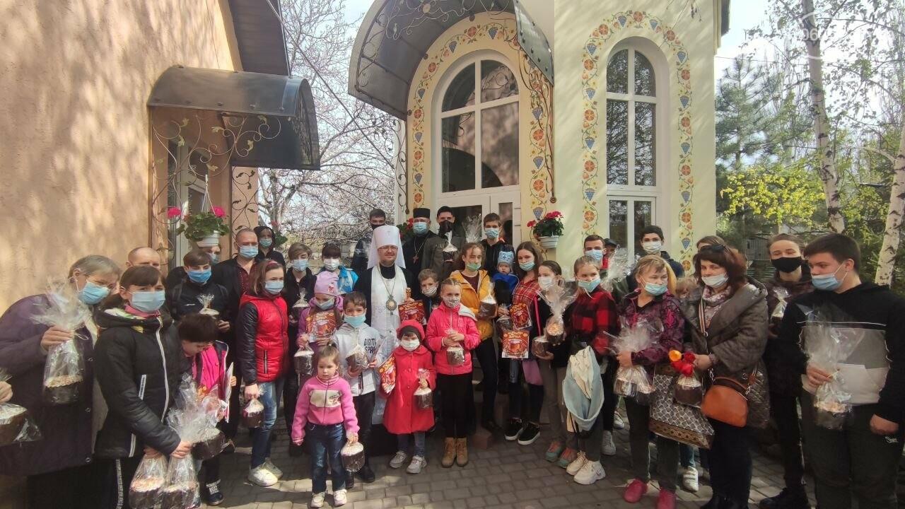 5 тысяч пасхальных куличей бесплатно раздадут жителям Донецкой области, - ФОТОРЕПОРТАЖ, фото-17