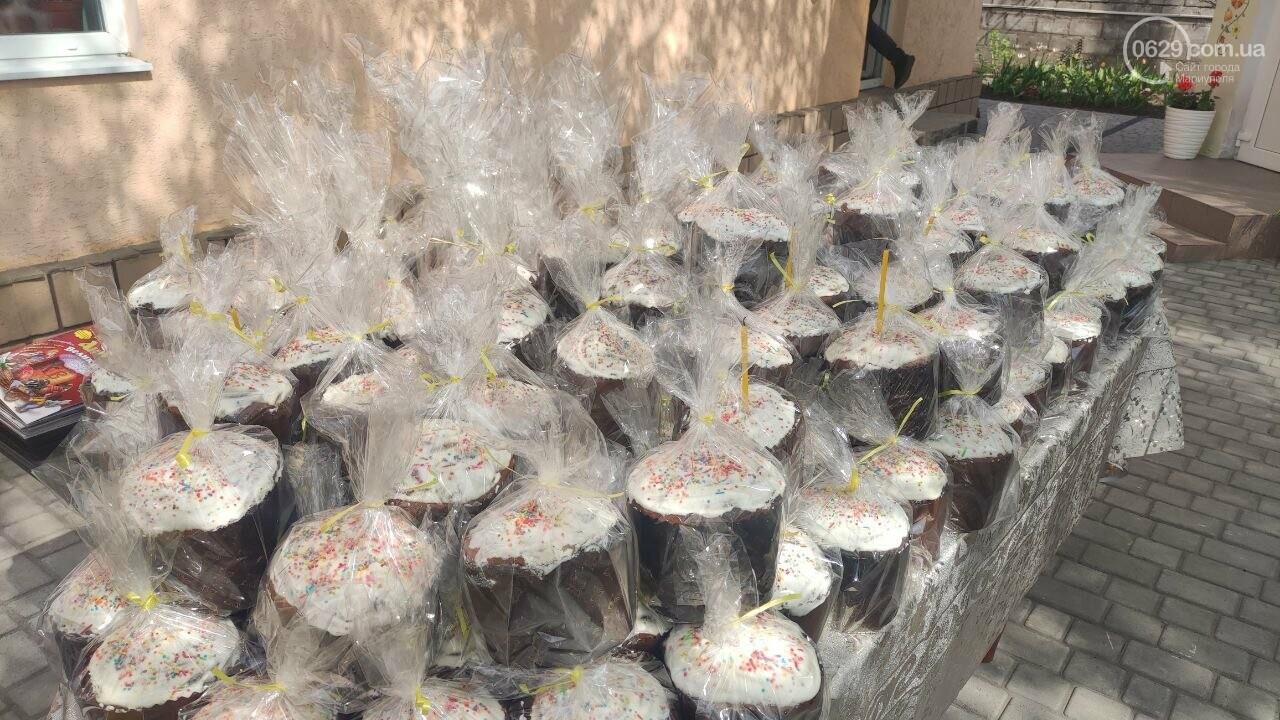 5 тысяч пасхальных куличей бесплатно раздадут жителям Донецкой области, - ФОТОРЕПОРТАЖ, фото-1