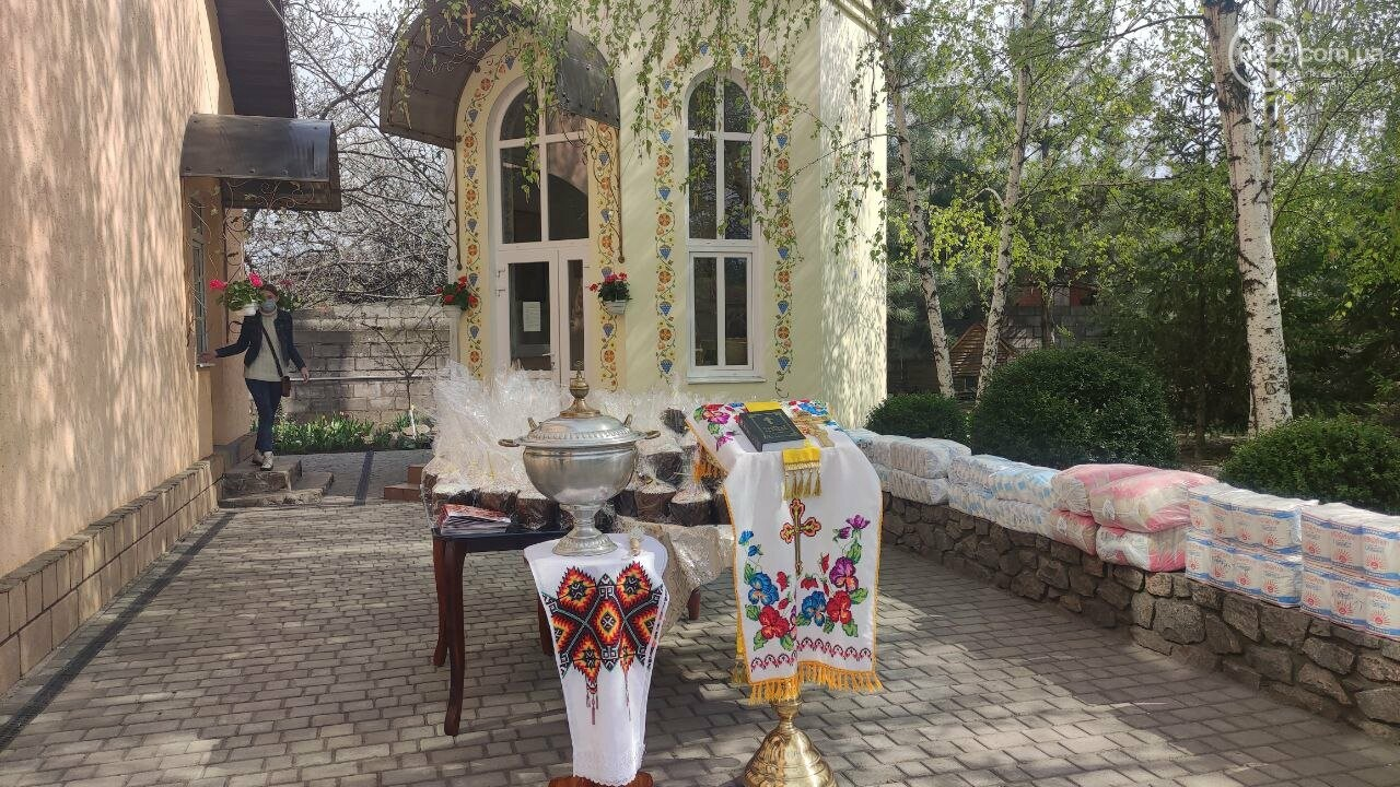 5 тысяч пасхальных куличей бесплатно раздадут жителям Донецкой области, - ФОТОРЕПОРТАЖ, фото-2