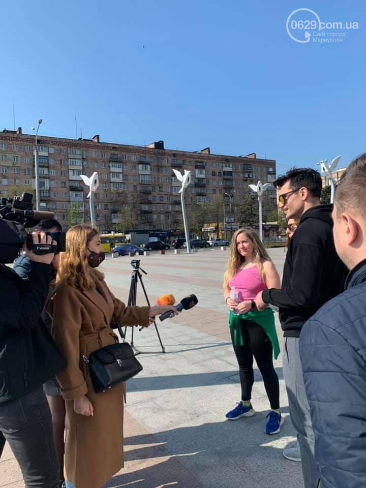 В Мариуполе открылся сезон фонтанов, - ФОТО,ВИДЕО, фото-3