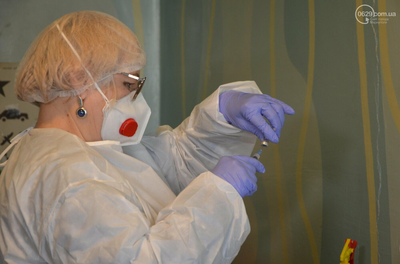 В Мариуполе сотрудники детского сада привились от коронавируса, - ФОТО, фото-3