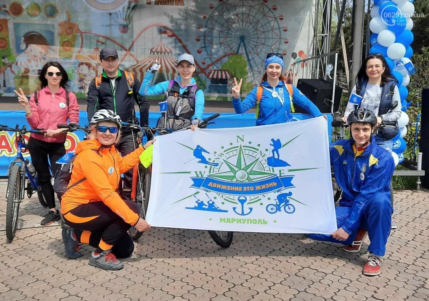 В Мариуполе прошел первый велопробег за время карантина, - ФОТО, фото-1