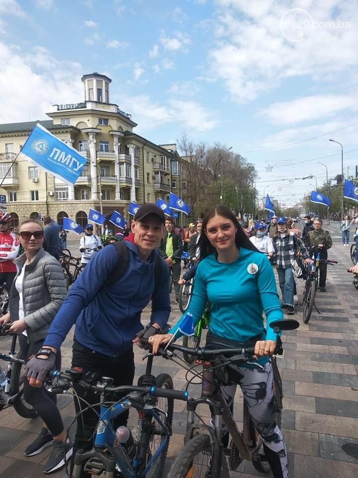В Мариуполе прошел первый велопробег за время карантина, - ФОТО, фото-2