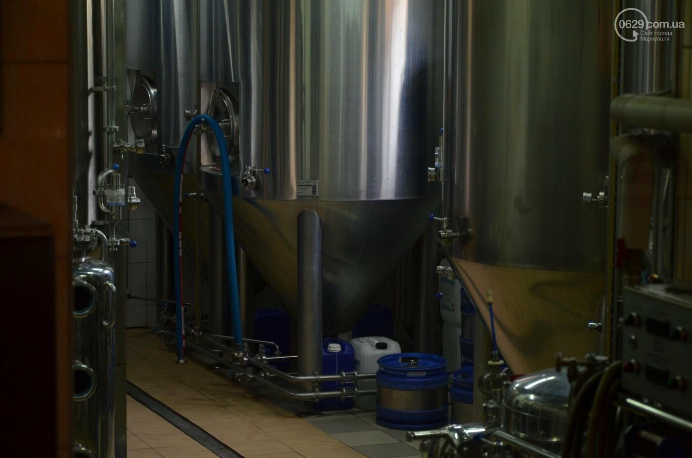 Как в Мариуполе варят пиво и с чем его пьют. История одной ревизии, - ФОТО, фото-11