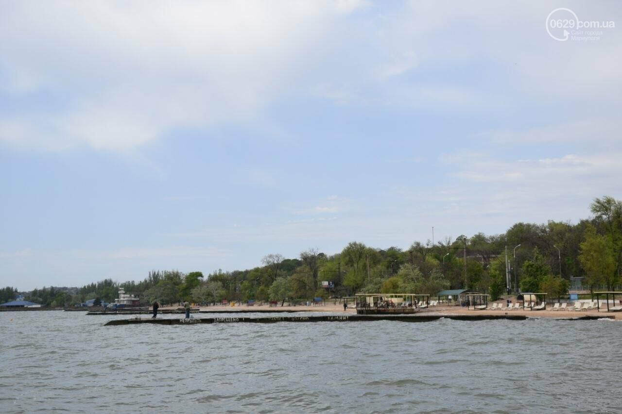 В Мариуполе назвали дату открытия городских пляжей, - ФОТОРЕПОРТАЖ, ВИДЕО, фото-1