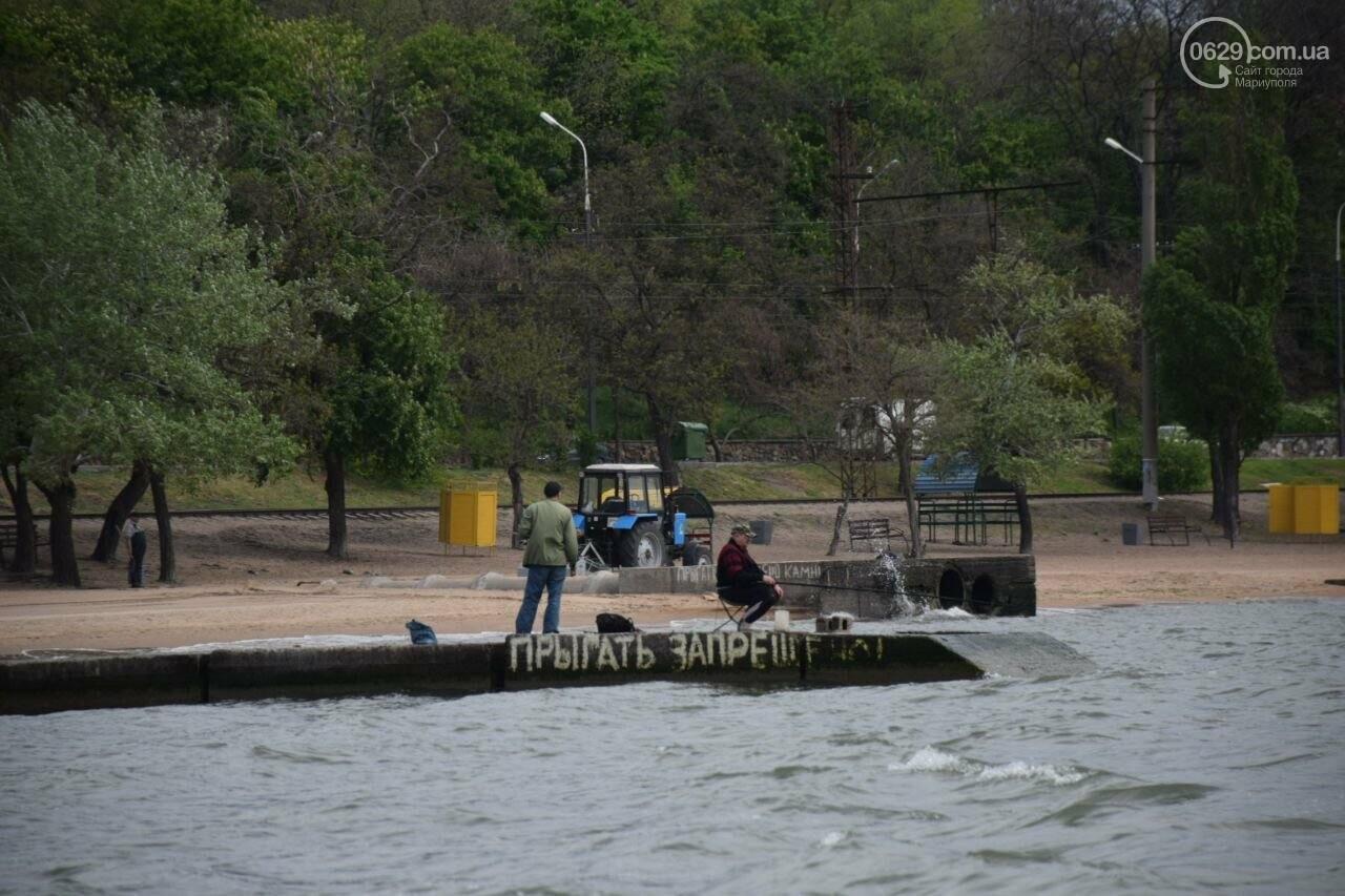 В Мариуполе назвали дату открытия городских пляжей, - ФОТОРЕПОРТАЖ, ВИДЕО, фото-22