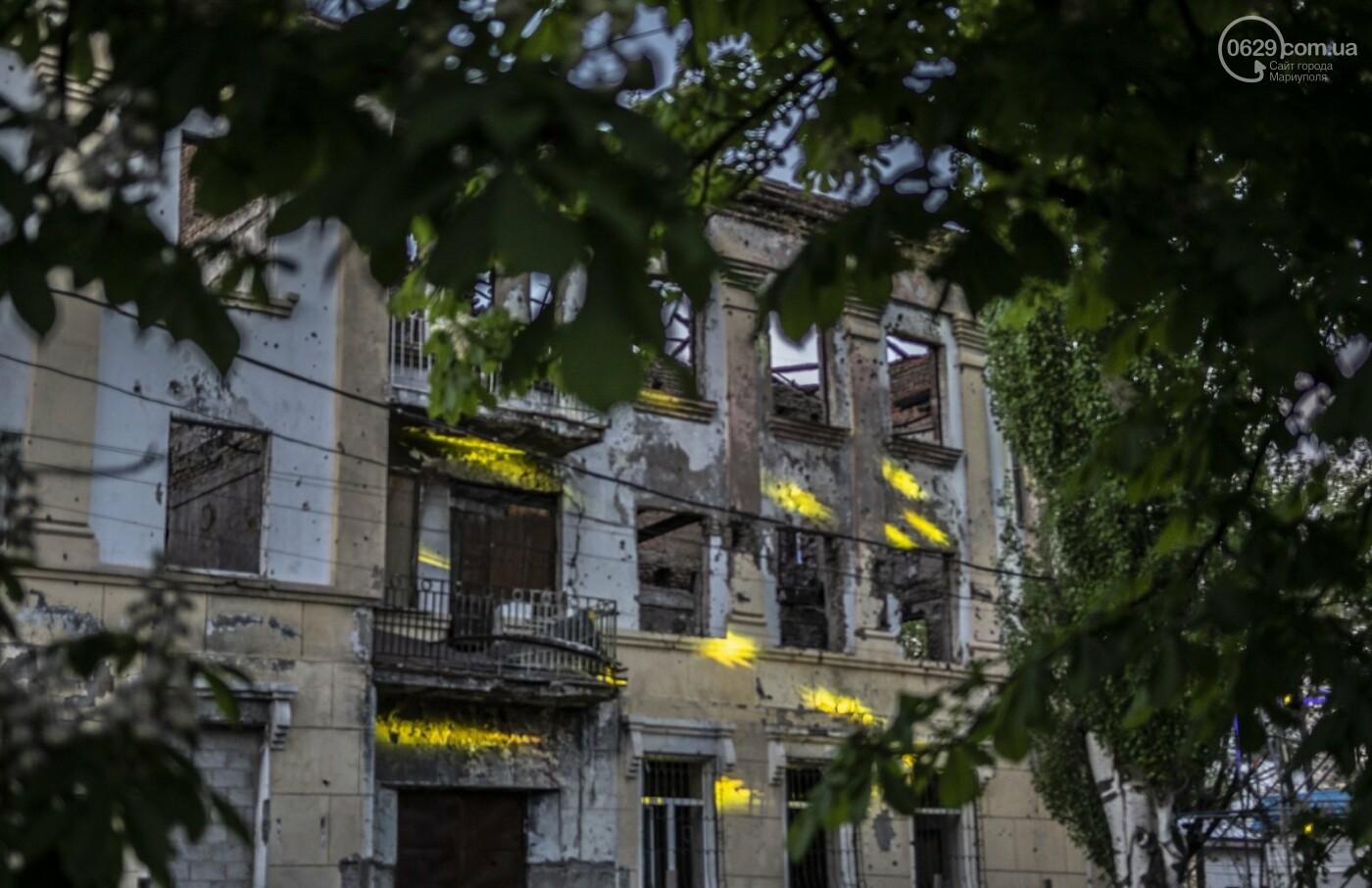 Эффект «вау». 25 ночных фотографий с музейной ночи в Мариуполе, - ФОТОРЕПОРТАЖ, фото-19