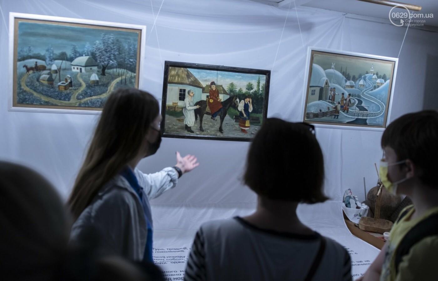 Эффект «вау». 25 ночных фотографий с музейной ночи в Мариуполе, - ФОТОРЕПОРТАЖ, фото-17