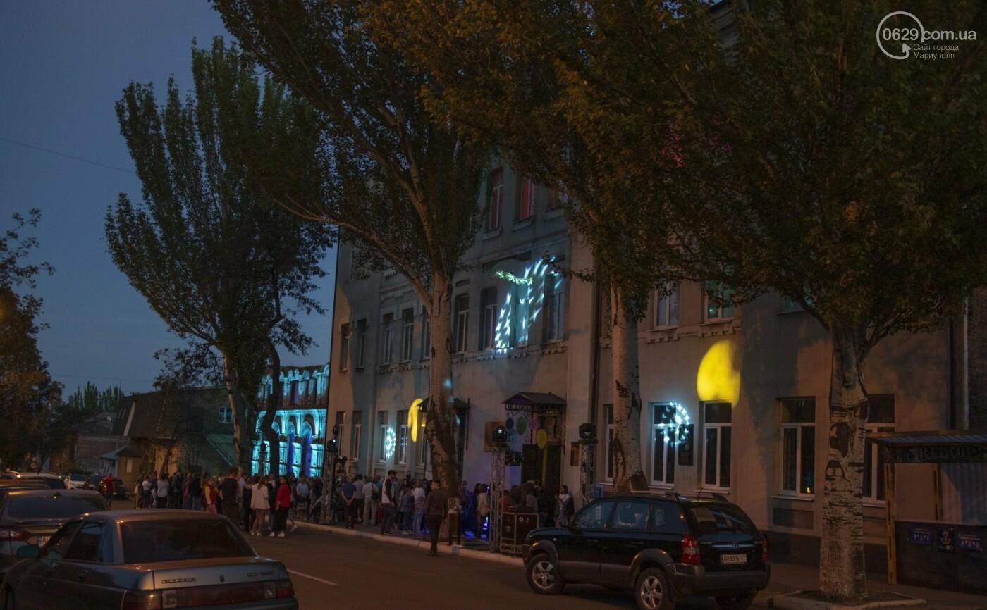 Эффект «вау». 25 ночных фотографий с музейной ночи в Мариуполе, - ФОТОРЕПОРТАЖ, фото-25
