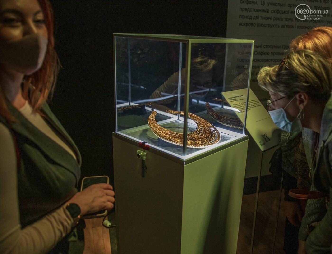 Эффект «вау». 25 ночных фотографий с музейной ночи в Мариуполе, - ФОТОРЕПОРТАЖ, фото-15
