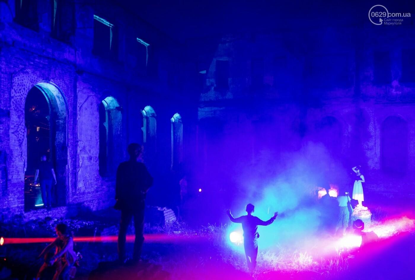 Эффект «вау». 25 ночных фотографий с музейной ночи в Мариуполе, - ФОТОРЕПОРТАЖ, фото-5