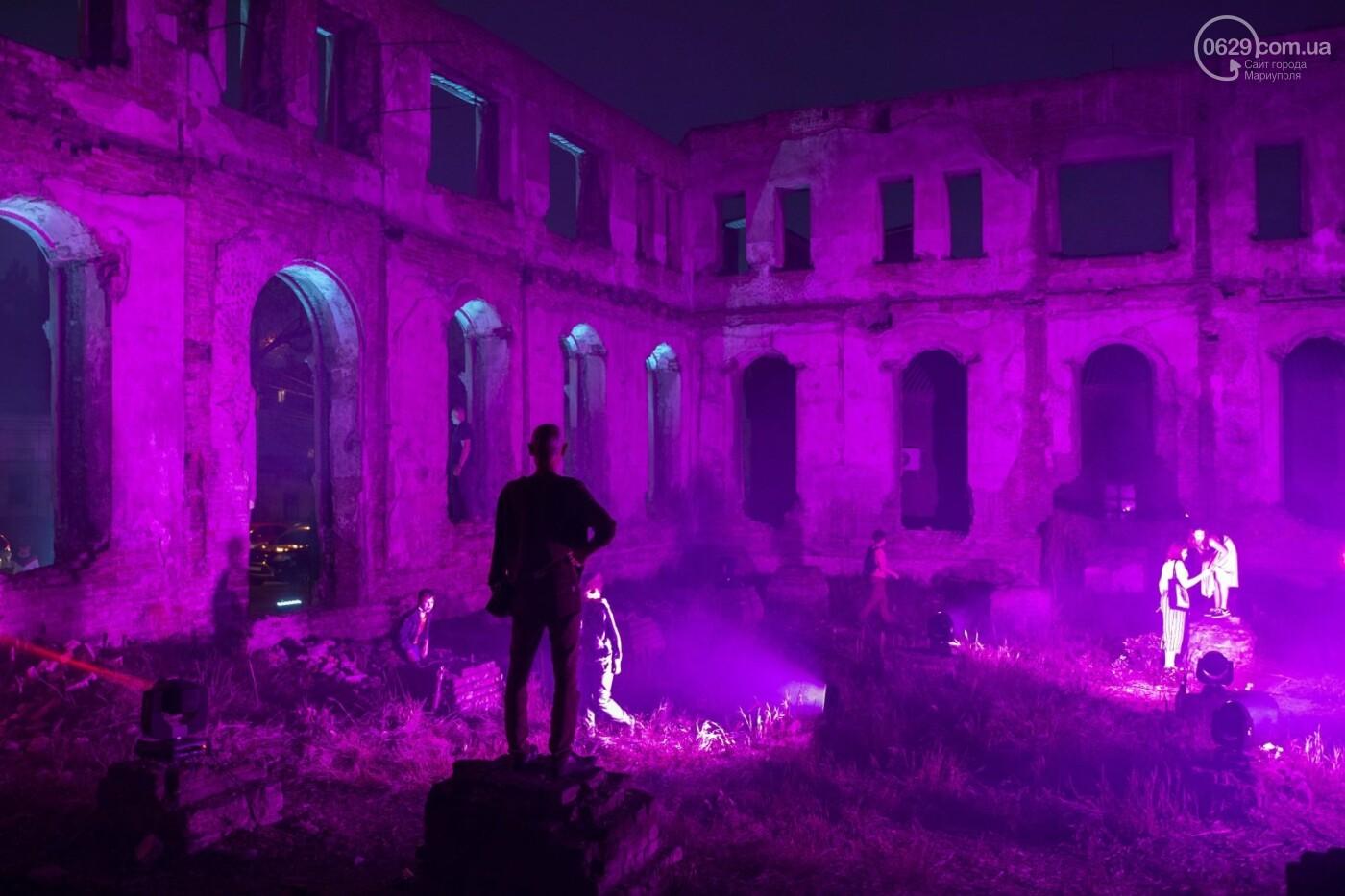 Эффект «вау». 25 ночных фотографий с музейной ночи в Мариуполе, - ФОТОРЕПОРТАЖ, фото-4