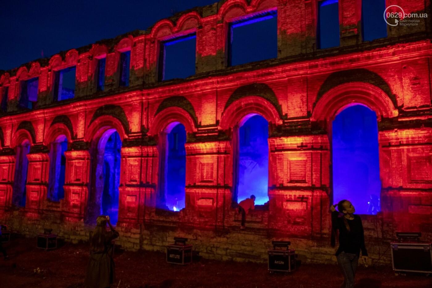 Эффект «вау». 25 ночных фотографий с музейной ночи в Мариуполе, - ФОТОРЕПОРТАЖ, фото-1