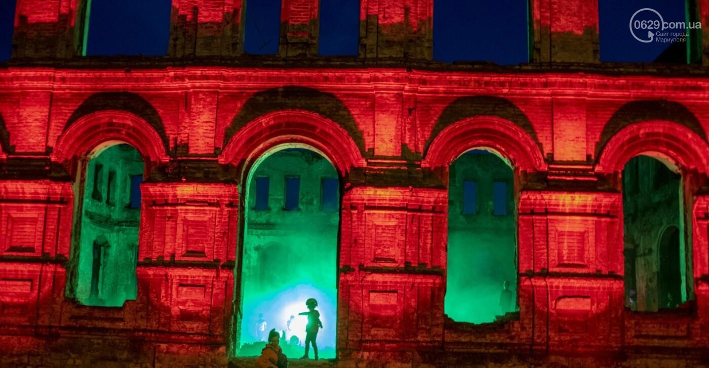 Эффект «вау». 25 ночных фотографий с музейной ночи в Мариуполе, - ФОТОРЕПОРТАЖ, фото-2