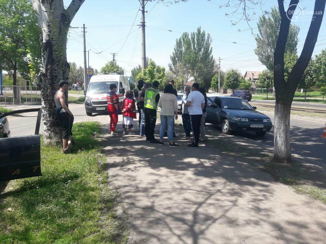 """В 11 раз больше! В Мариуполе пьяный водитель """"Жигули"""" протаранил 3 автомобиля, - ФОТО, фото-2"""